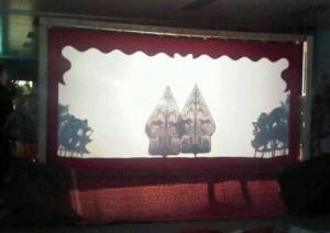 MCG Shadow puppet screen