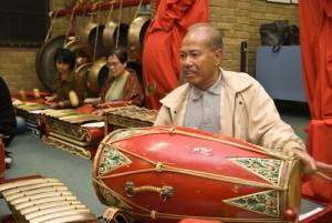 Kendhang (drum)